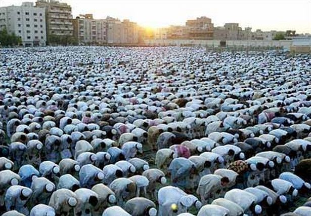 » TERRIFYING REPORT: 'Quarter of the world will be Muslim by 2030′