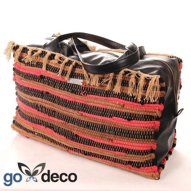 GoDeco.pl pojemna torba podrożna, torba na uczelnię, różne kolory, niebieski, kremowy, zielony, czerwony, brazowy, beżowy. Projekt autorski. Torba skórzana. GoDeco