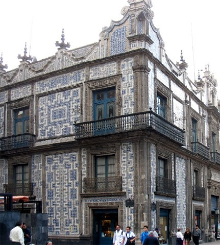 10 images about mexico city on pinterest architecture for Sanborns azulejos df