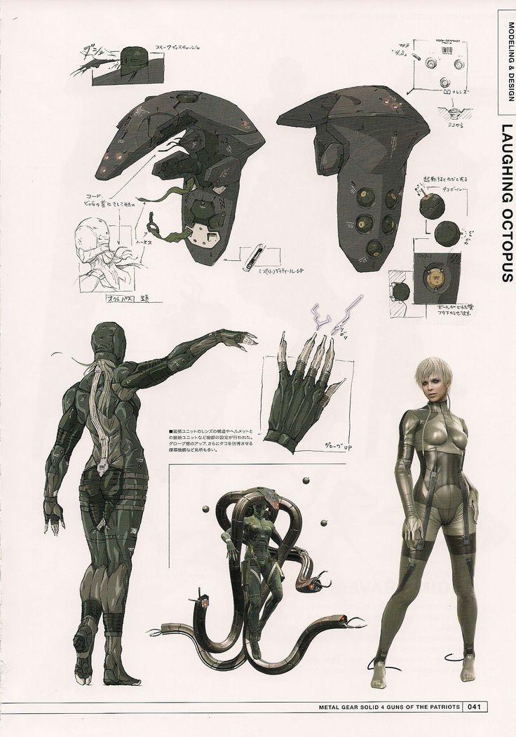 106 best Metal Gear images on Pinterest | Metal gear solid ...