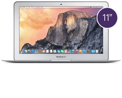 MacBook Air – 11″, 1.6GHz Processor, 256GB Storage