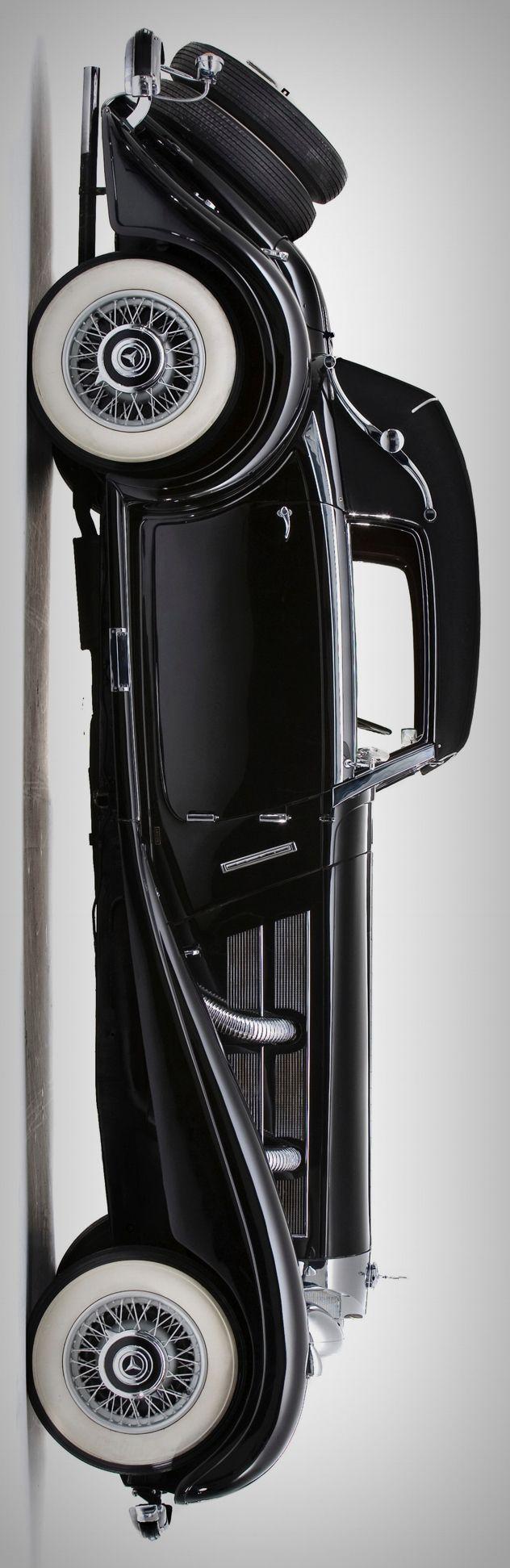 **Mercedes-Benz 500K Cabriolet