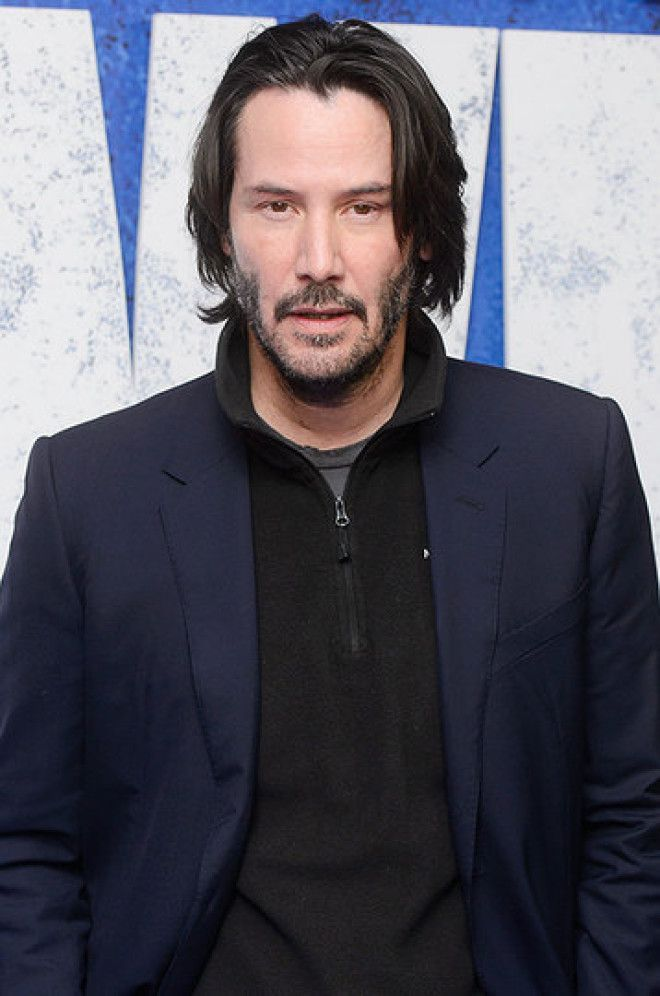 Keanu Reeves - John Wick Chapter 2 in London's Leicester Square