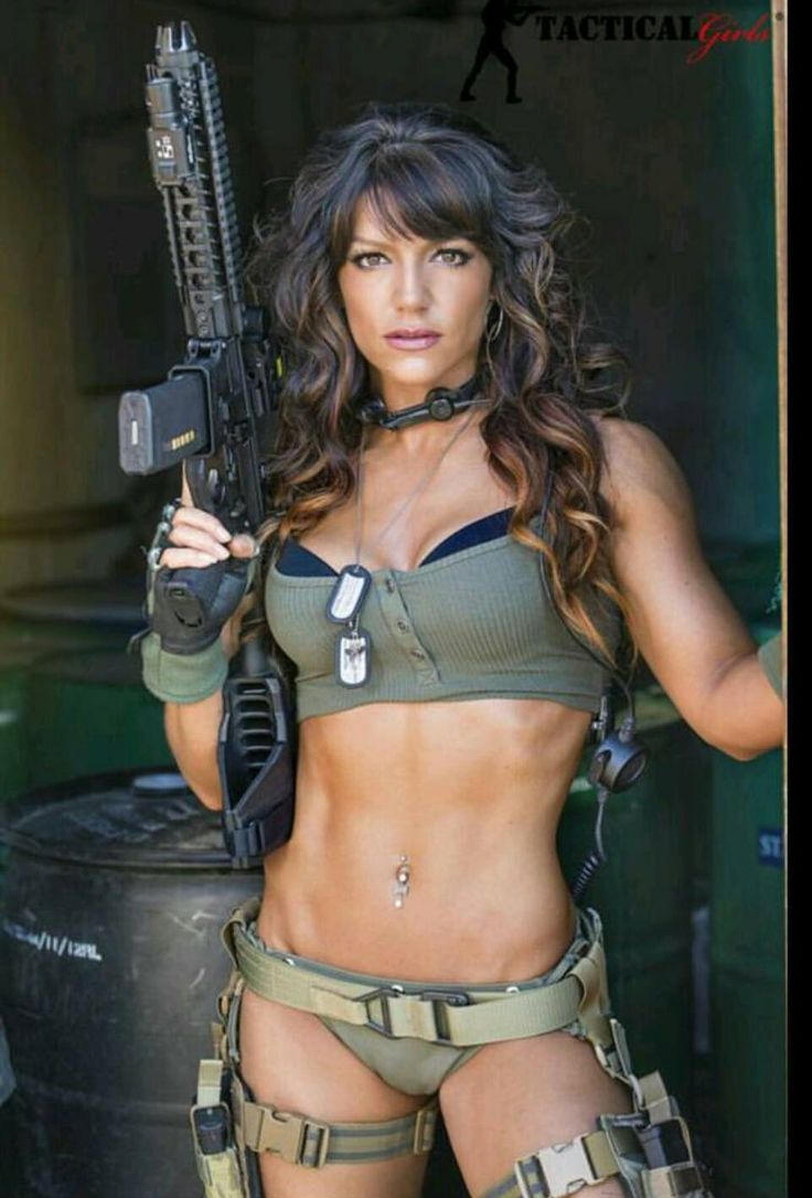 Accept. bad girls with guns