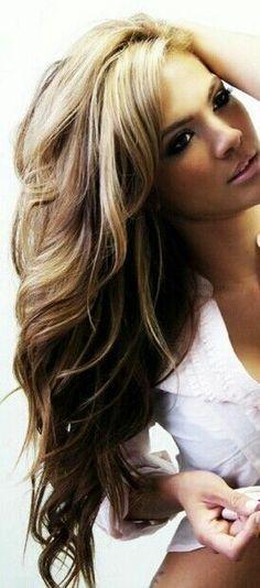 Outstanding 1000 Ideas About Dark Underneath Hair On Pinterest Brown Blonde Short Hairstyles Gunalazisus