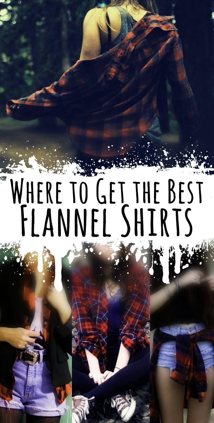 Where to get the Best Flannel Shirts - Always wanted to get a great grunge vintage Flannel Shirt? Look no further! We give you the perfect guide about Where to Get the Best Flannel Shirts, along with 5 Ways to Wear your Best Flannel Shirts! Check it out! http://ninjacosmico.com/get-best-flannel-shirts/