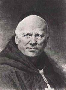 Dom Prosper Guéranger - Servant of God and founder of the Solesmes Benedictine Congregation.