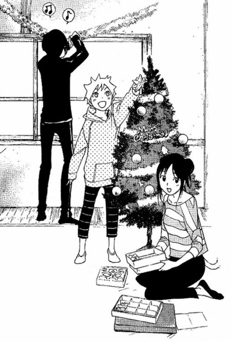 #Holiday #Yato #Yaboku #Yatogami #Yukine #Hiyori #Noragami #Manga