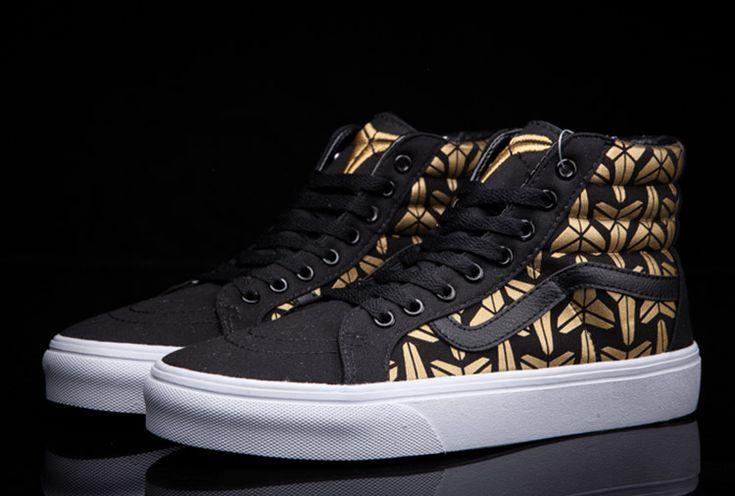 Limited Edition Vans Kobe Bryant SK8 Hi Skateboard Shoes [HF-19] - $59.99 : Vans Shop, Vans Shop in California
