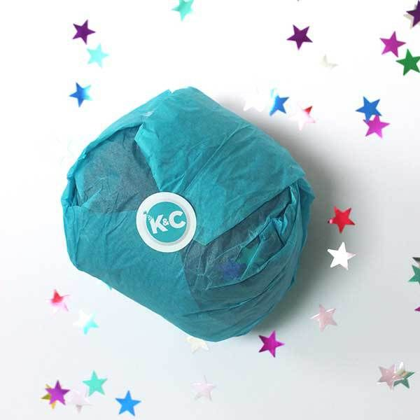 Blue Pass the Parcel | Kit & Caboodle Parties | Pirate Party Games | Pirate Party Ideas