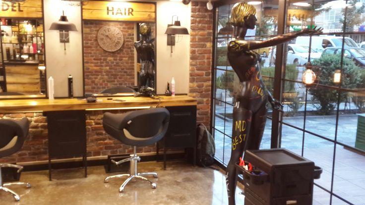 #exclusivesalon #hair #salon #kuaförsalonu #tasarım #dizayn #hair #hairsalon