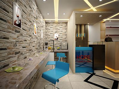 Clothing Fashion Showroom Interior Design Idea BD