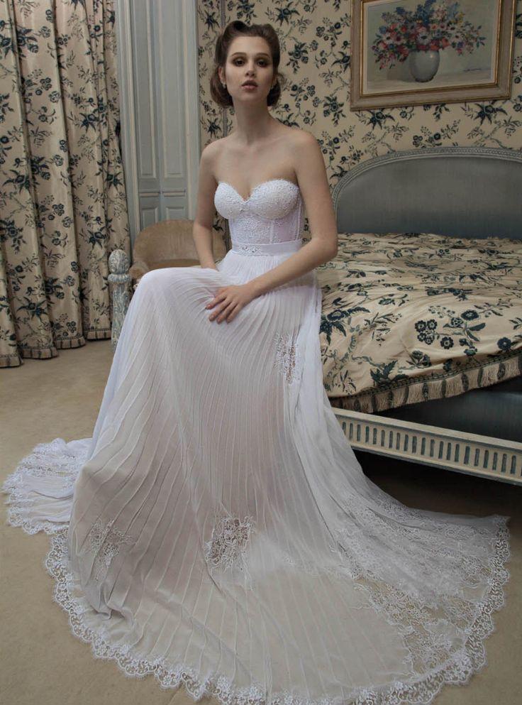 Fabulous Inbal Dror Paris Wedding Collection