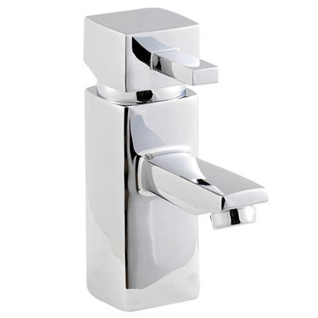 Ultra Muse Single Lever Mono Basin Mixer with Pop-Up Waste - Chrome - FJ335