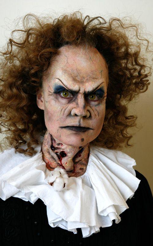 286 best Makeup - Facepaint Only images on Pinterest | Halloween ...