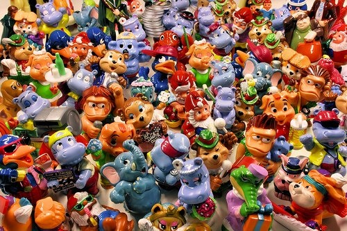 WIN a dozen Kinder Surprise Eggs! Repin this post and email how many Kinder toys you see in the photo to win@wonga.com by midnight EST tomorrow (April 1, 2013)!