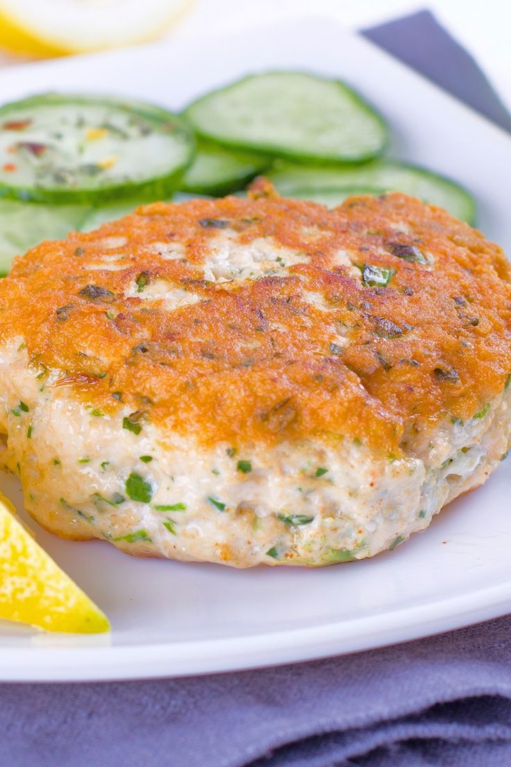 The Best Salmon Patties Recipe