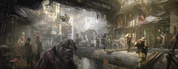 We sat down with the development team of Beyond Good & Evil 2 to learn about their new engine and the concepts they want to implement in the game.