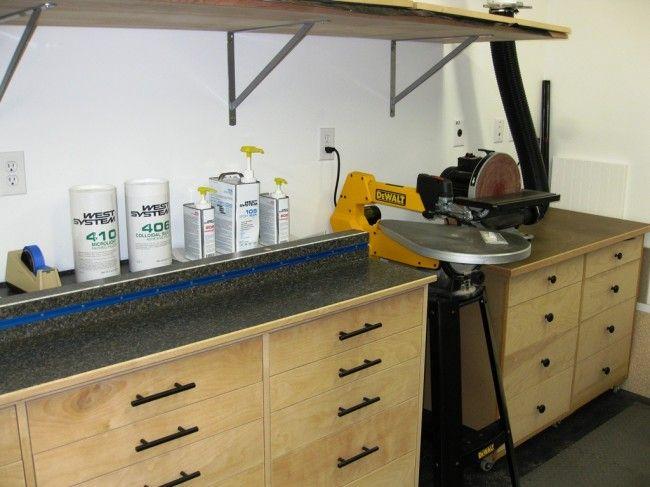 Family Handyman Custom Garage Storage: 33 Best Images About Garage On Pinterest