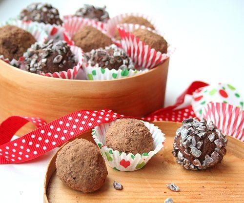 Chocolate Coffee Truffles (low carb & gluten free) via @Carolyn Ketchum
