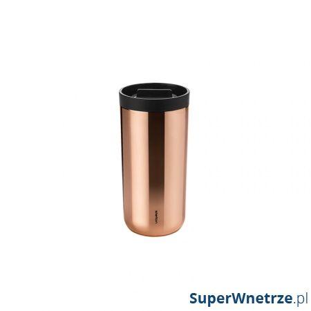 Kubek termiczny 400 ml Stelton To Go miedź 566-20