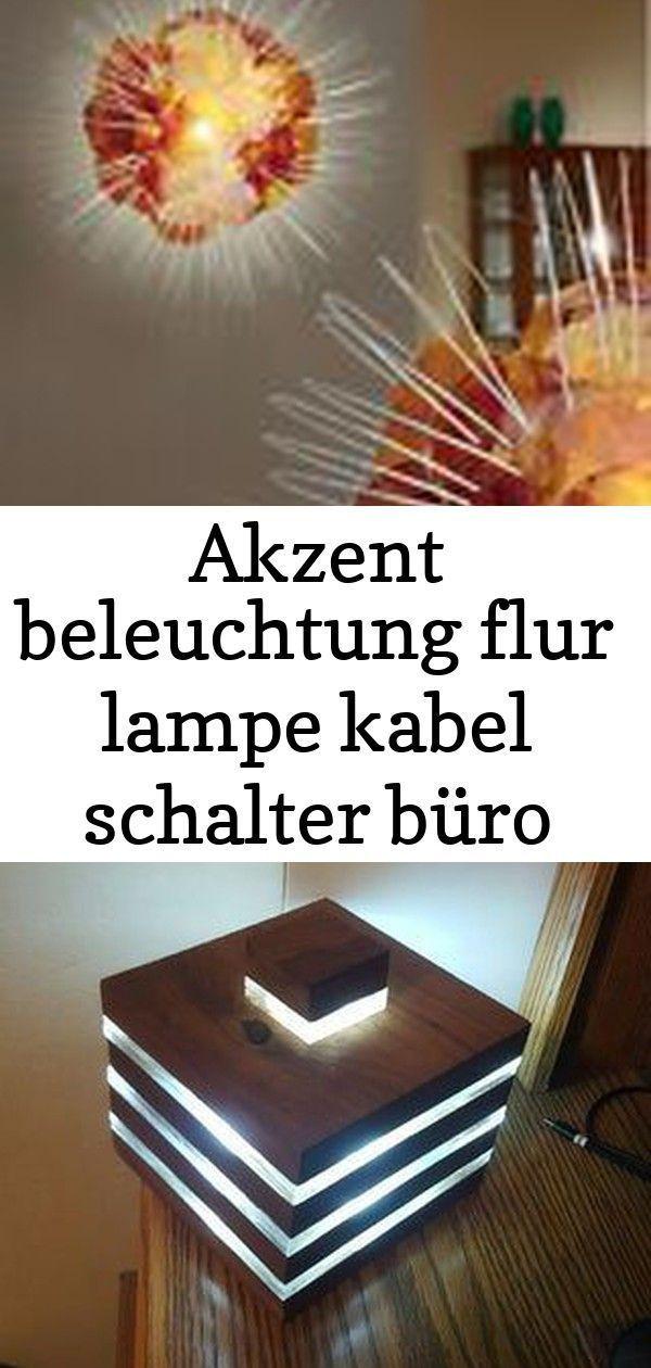 Akzentbeleuchtung Flur Lampe Kabel Schalter Buro Wandleuchte Grosses Licht Eclairage Interie In 2020 Beleuchtung Schreibtischlampe Led Akzentbeleuchtung