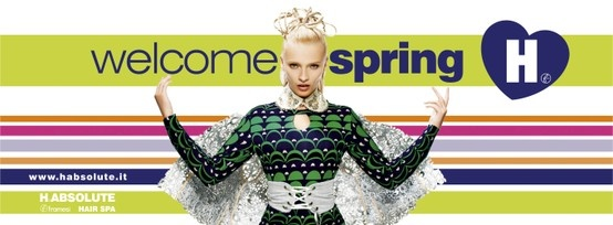 Welcome Spring  _  Welcome HABSOLUTE