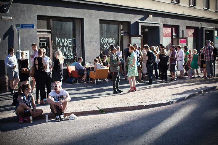 Made in Kallio, Helsinki