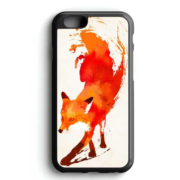 Wolf Fox iPhone 7 Case