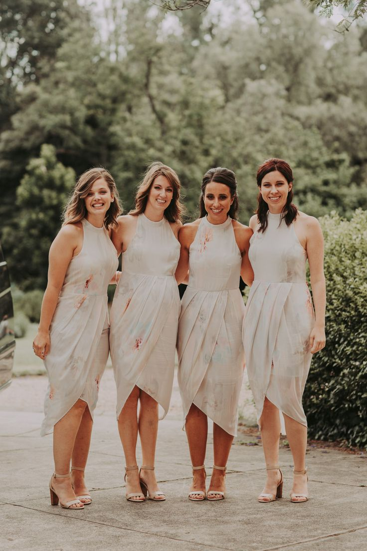 233 best beautiful bridesmaids images on pinterest clothes my pretty floral bridesmaid dresses ombrellifo Image collections