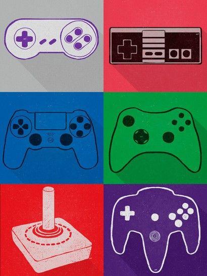Gamer 8 - On The Wall | Crie seu quadro com essa imagem https://www.onthewall.com.br/gamer-8 #quadro #canvas #moldura #decor