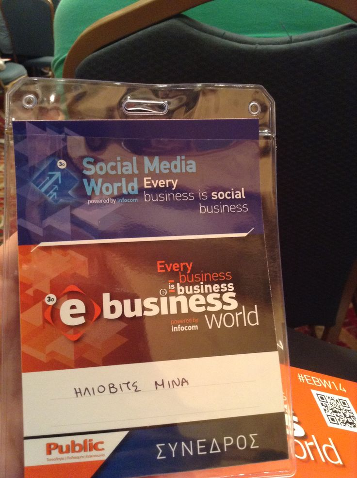 Every business is social business #smw14