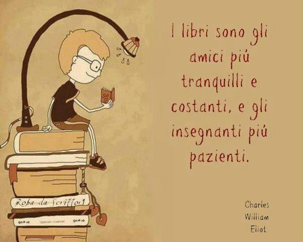 I libri sono i nostri migliori amici #libros #libri #book