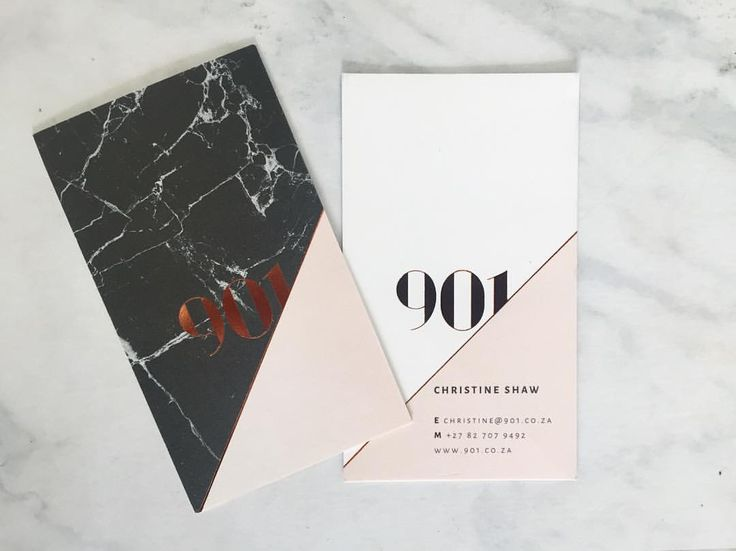 #901 Business Card #designs // 901 interior design studio {www.901.co.za} #dixielanddesigns #901interiordesign #copperfoiling #curiousmatter (at Johannesburg, South Africa)