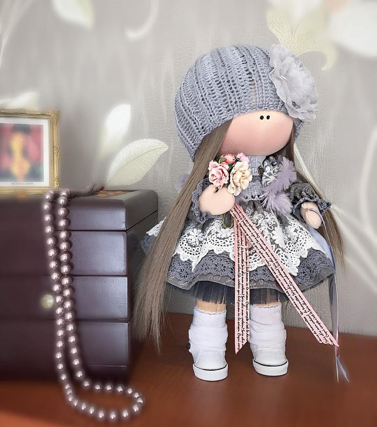 """433 Likes, 16 Comments - Куклы Валентины.My dolls (@kh.valentina) on Instagram: """"Позвольте познакомить вас с этой милой девочкой, которая уже познакомилась со своей хозяюшкой.…"""""""