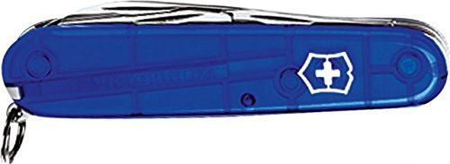 Victorinox Swiss Army Tinker Translucent Pocket Knife (Sapphire) *** Read review @ http://www.buyoutdoorgadgets.com/victorinox-swiss-army-tinker-translucent-pocket-knife-sapphire/?hi=270616040110