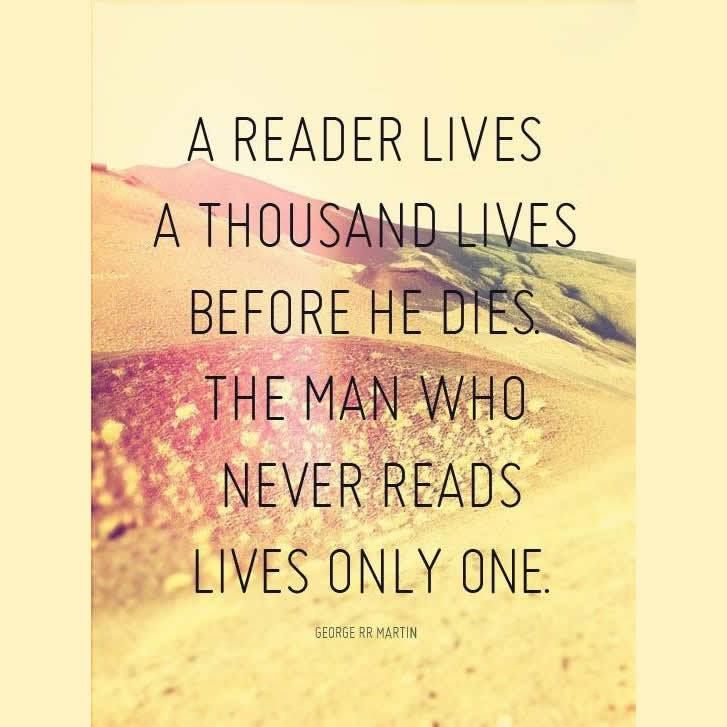 Top Ten Quotes On Reading Fiction | The Book Tales