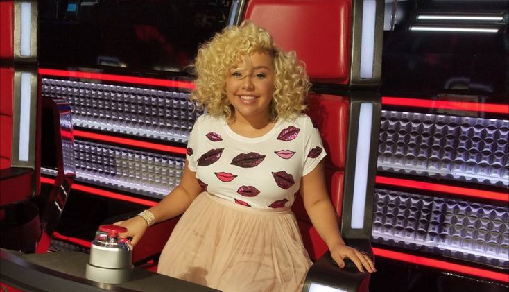 Provo's Aaliyah Rose advances to live performances on 'The Voice' #TheVoice #AaliyahRose #TeamBlake
