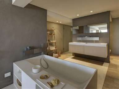 Clifton Apartment 1 #Master en suite #Three14 Architects