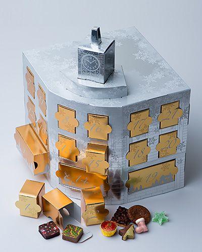 時計塔アドベントカレンダー ティーサロン | 銀座・和光