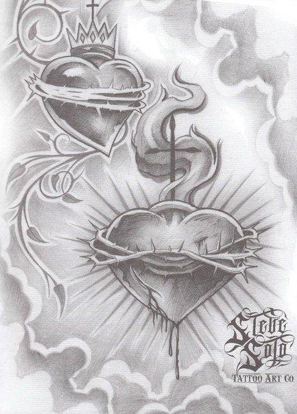 Steve Soto: Religious Sketchbook ..