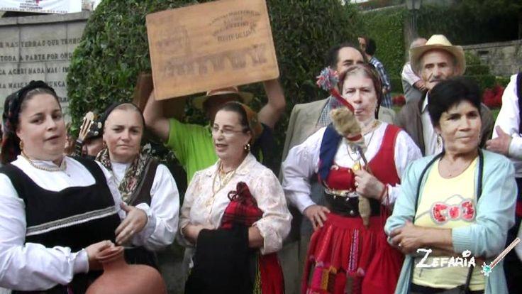Feiras Novas 2011 - Casa do Concelho de Ponte de Lima -Concertinas Rusgas