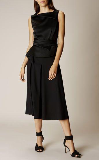 885a31a53f Karen Millen, ORIGAMI TOP Black   Arabellla   Origami top, Dresses for sale,  Jeans for sale