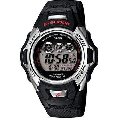 7. Casio GW500A-1V G-Shock Atomic Solar Watch
