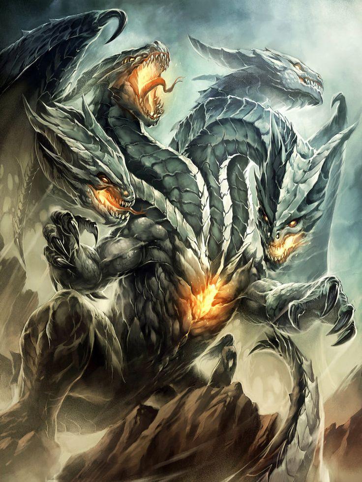 Balaur by Chaos-Draco