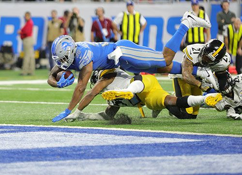 WEEK IN REVIEW: Lions must fix red zone issues before MNF