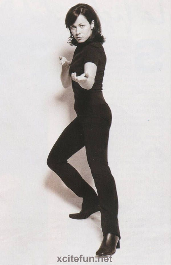 Shannon Lee ~ Bruce Lee's Daughter   cool pics   Pinterest