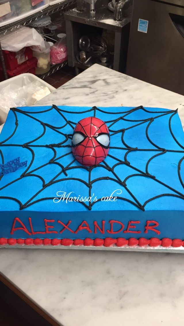 Best 25 Spider Man Birthday Ideas On Pinterest