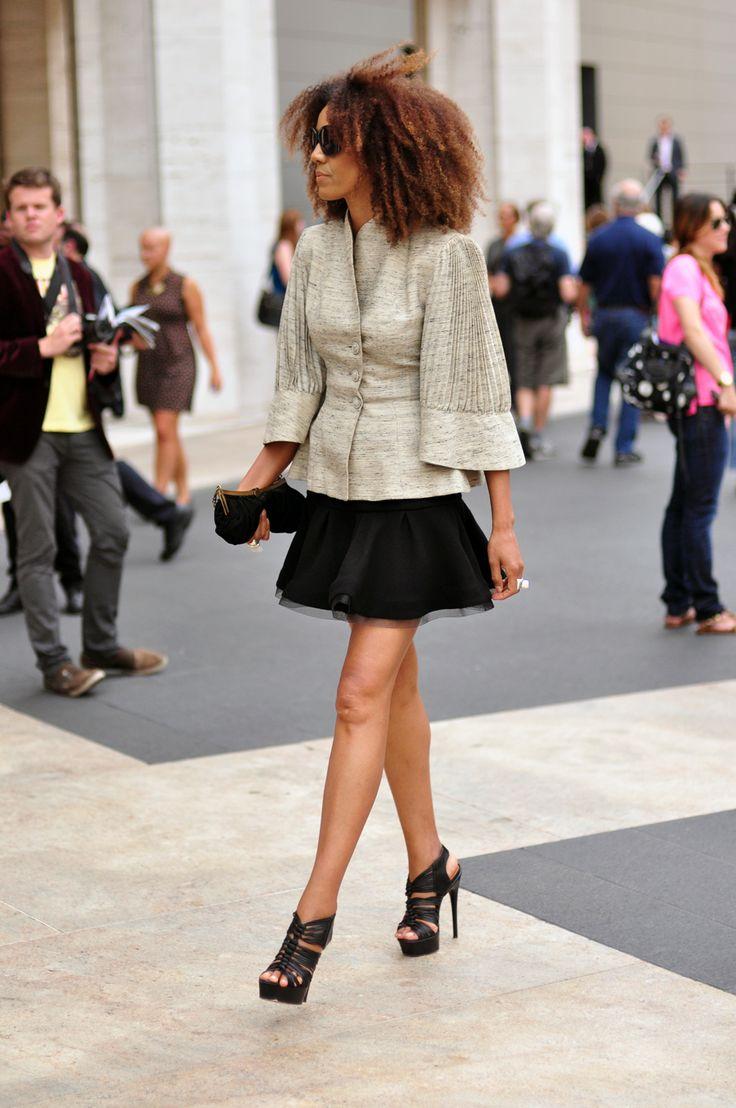 New york fashion week ndoema