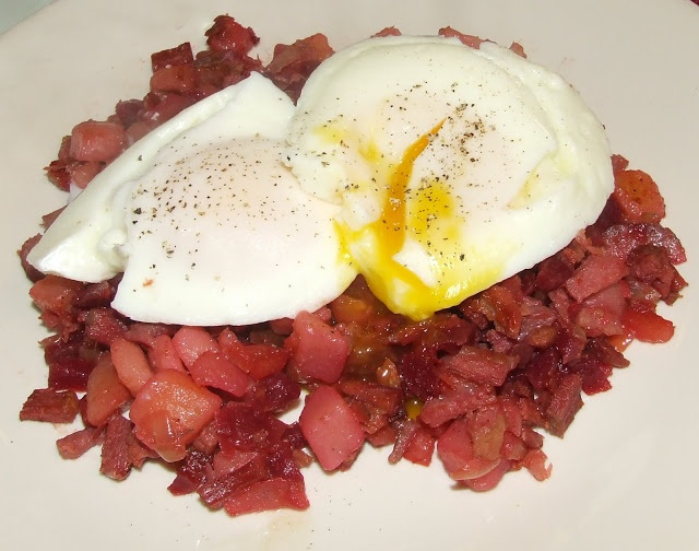 Red Flannel Hash | My Noms | Pinterest